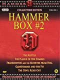 Hammer Box #2 - 5-DVD Box Set ( The Reptile / The Plague of the Zombies / Frankenstein and the Monster from Hell / Quatermass and the Pit / The Devil Rides Out ) ( The Zombies / Frankenstein Made Woman / Five Million Years to Earth / The De