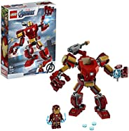 LEGO  Super Heroes Marvel Avengers Iron Man Mech With Minifigure Pilot - 76140