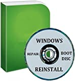COMPLETE Re INSTALL Repair Restore WINDOWS 7 32/64 bit Premium DVD Disk