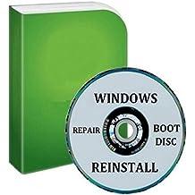 "NEW TOTALCOMPLETE Re INSTALL Repair Restore WINDOWS VISTA ""HOME PREMIUM"" Edition 32/64 bit Premium DVD Disk"