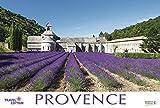 Provence 2018: Großer Foto-Wandkalender mit Bildern aus Süd-Frankreich. Travel Edition mit Jahres-Wandplaner. PhotoArt Panorama Querformat: 58x39 cm - Korsch Verlag