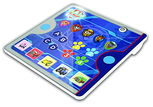 PAW PATROL- Disney Tablet Educativo, Miscelanea (Cefatoys 00471)