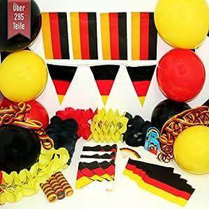 Partyset Deutschland XXL