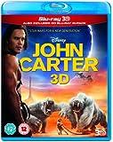 John Carter (Blu-ray 3D / Blu Ray 2D) [Region Free]