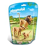 Playmobil 6642 City Life Lion Family