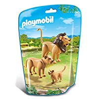 Playmobil 6642 City Life Lion Family