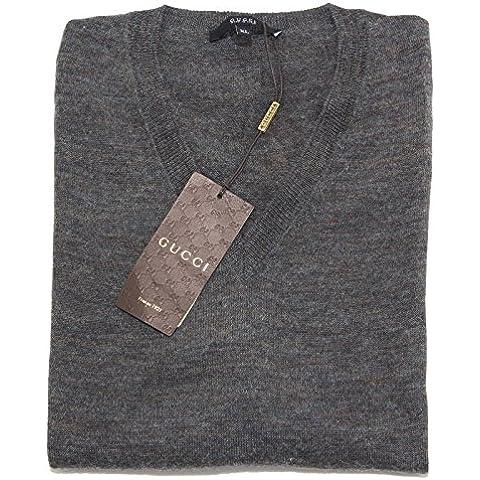 95374 maglione GUCCI LANA ALPACA VISCOSA maglia uomo sweater men