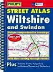 Philip's Street Atlas Wiltshire and S...