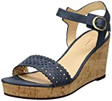 ESPRIT Women's Gessie Wedge Heels Sandals
