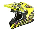 Scorpion 35-149-118-04 Casco para Motocicleta