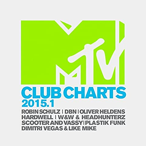 MTV Club Charts 2015.1