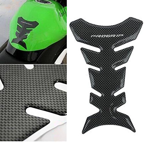 Used, Sedeta® 3D Carbon Fiber Look Motorcycle Sport Tank for sale  Delivered anywhere in UK