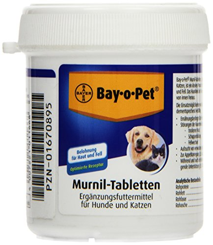 Nobby Bay-o-Pet Murnil-Tabletten, 1er Pack (1 x 64 g)