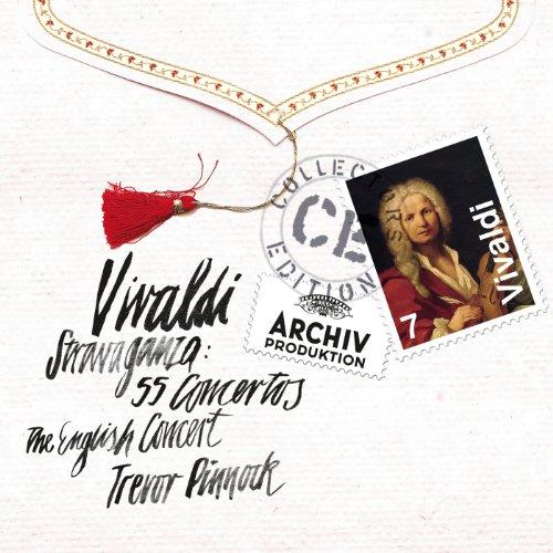 Vivaldi: Stravaganza – 55 Conc...