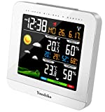 Best Home Weather Stations - Youshiko Wireless Colour Weather Station (Premium Quality/HD Display) Review