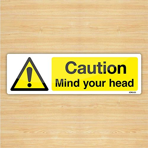 caution-mind-your-head-sticker-self-adhesive-vinyl-sign-200x60mm