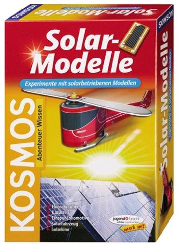 KOSMOS 662110 - Abenteuer Wissen: Solar-Modelle