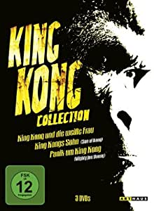 King Kong Collection [3 DVDs]