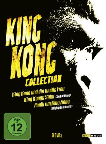 King Kong Collection [3 DVDs] (King Kong Film-dvd)