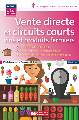 Vente directe et circuits courts, vins et produits fermiers