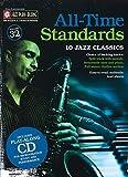 Songtexte von Hal Leonard - Jazz Play Along, Volume 32: All-Time Standards — 10 Jazz Classics