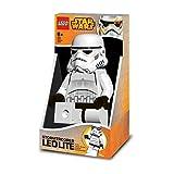 LEGO Star Wars–Taschenlampe LEDLITE mit Motiv Stormtrooper, weiß (812747l)