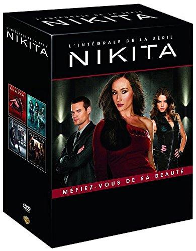 Coffret nikita, saisons 1 à 4 [Edizione: Francia]