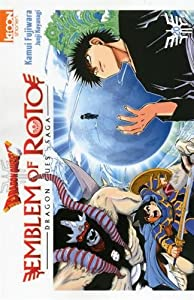 Dragon Quest - Emblem of Roto Edition simple Tome 20