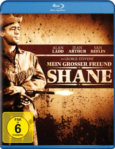 Mein großer Freund Shane [Blu-ray]