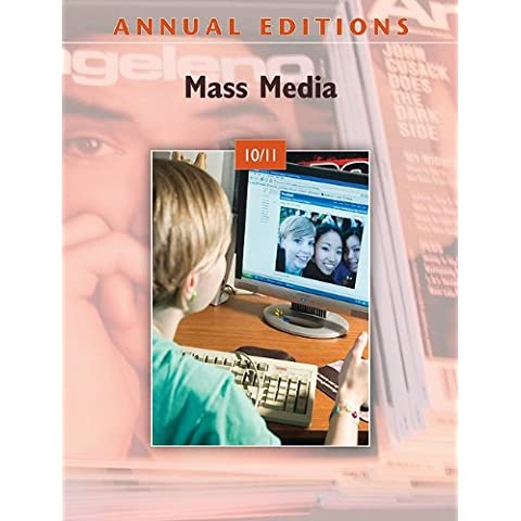 Annual Editions Mass Media 10/11 - Gorham Annual