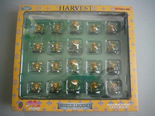 (4 each body type 5 x) Bizarre Adventure Part IV Harvest 20 set body of Statue Legend JoJo (japan import)