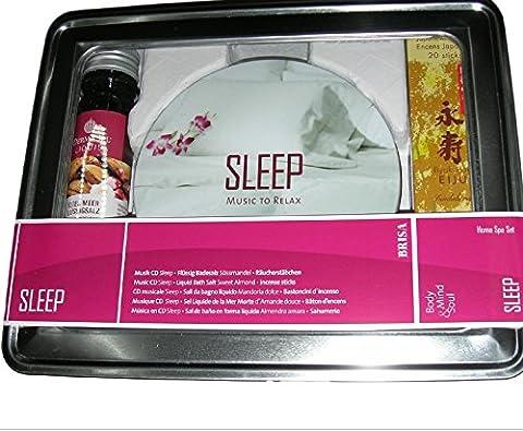 kit de relaxation SLEEP pour vos séances de yoga BORDEAUX