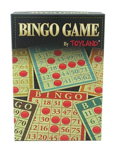 Toyland® Bingo Game - Jeux Traditionnels - Jeux de Famille