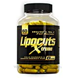 Lipocuts Xtreme 60 Caps by Lipocuts - Fat Burner - Super Strength Slimming - Weight Loss - Diet Pills - 2 Month Supply