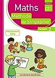 Maths CE1, méthode de Singapour, fichier 2 - Programmes 2016