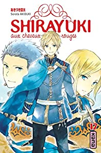 Shirayuki aux cheveux rouges Edition simple Tome 17