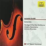 Vivaldi-Concertos-180 Gr Half Speed [Vinyl LP]