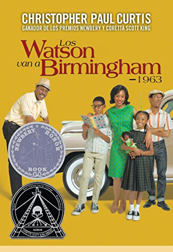 Los Watson Van a Birmingham-1963 por Christopher Paul Curtis