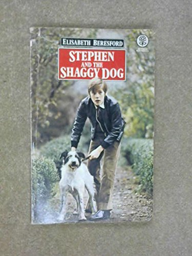 Stephen and the shaggy dog