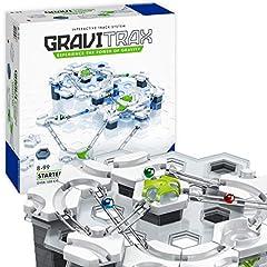Idea Regalo - Ravensburger Gravitrax Starter Kit - Gioco Logico-Creativo