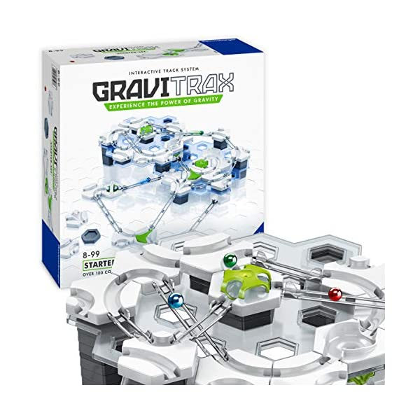 Ravensburger Gravitrax Starter Kit - Gioco Logico-Creativo - 8 anni + 1 spesavip