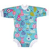 Splash About Baby Happy Nappy-Schwimmanzug, Tutti Frutti, 12-24 Monate, HNWTFXL