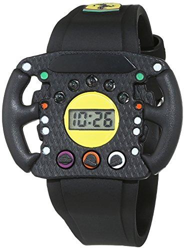 Ferrari 0810013 - Reloj de pulsera unisex para niños