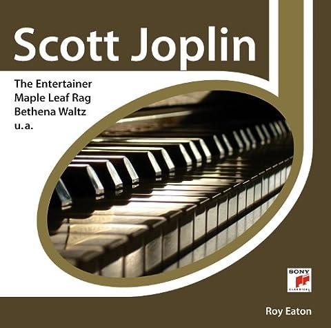Scott Joplin-the Entertainer [Import anglais]
