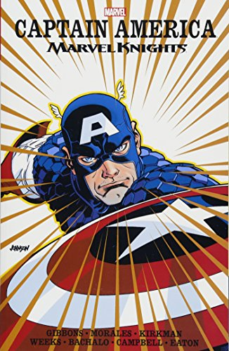 Captain America: Marvel Knights Vol. 2 (2 Place Eaton)