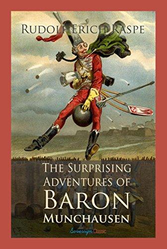 The Surprising Adventures of Baron Munchausen (Children's Classics) (English Edition)