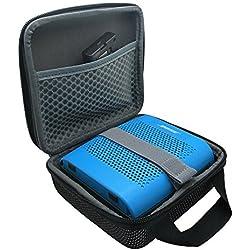 Étui de Voyage Rigide Cas pour Enceinte Bluetooth Bose SoundLink Color II par co2CREA