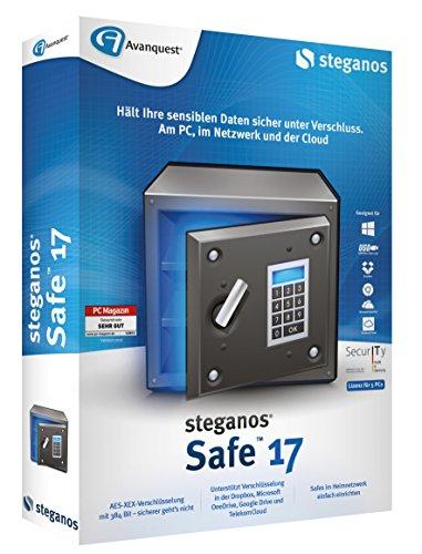 Steganos Safe 17