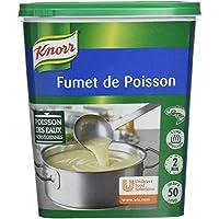 Knorr Fumet de Poisson Déshydraté 750g Jusqu'à50l - Lot de 2