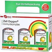 Kurpackung Zell Oxygen Immunkomplex | Immunkraft aus der Natur | In Studien geprüft | 750ml preisvergleich bei billige-tabletten.eu